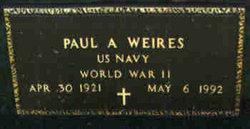 Paul Austin Weires, Jr