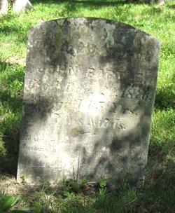 John William Bartle, Jr