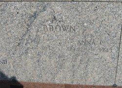 Anna <i>Powers</i> Brown