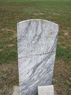 Jonas Edgar Brown