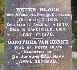 Dorothea VanHorn <i>Hamm</i> Black