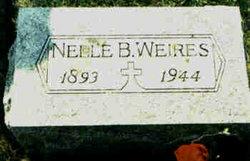 Nellie Bernadine Weires