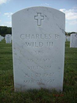 Charles B Wild, III