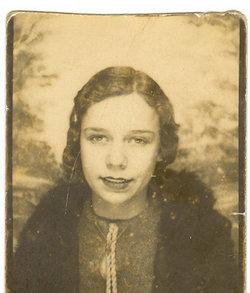 Alma Beatrice <i>Zachary</i> Mitchell