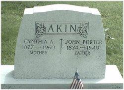 Cynthia A. Akin