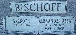 Alexander Alex Bischoff