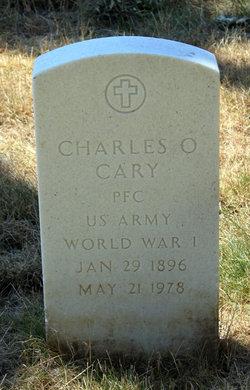 Charles Oscar Ossie Cary