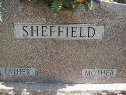Florence L. <i>Butler</i> Sheffield