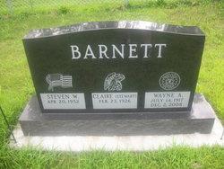 LTC Wayne A. Barnett