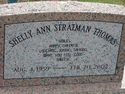Shelly Ann <i>Stratman</i> Thomas