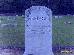 Capt James M Barringer