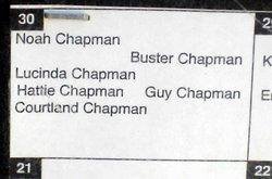 Guy E. Chapman