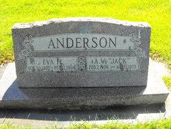 Eva Ellen <i>Hargrave</i> Anderson