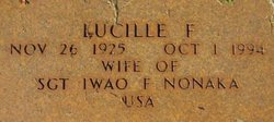 Lucille F. Nonaka