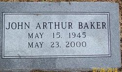 John Arthur Baker