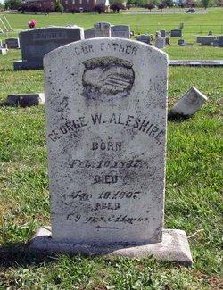 George Washington Aleshire