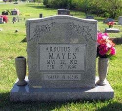 Arbutus Mayes