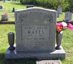James David Mayes