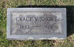 Grace Virginia <i>Blosser</i> Short