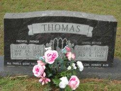 Clara Ruth <i>Porter</i> Thomas