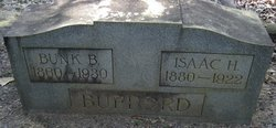 Isaac H Bufford