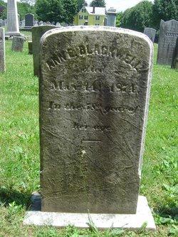 Ann Eliza Blackwell