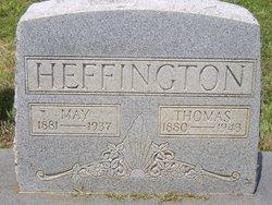 Flora May May <i>Anthony</i> Heffington