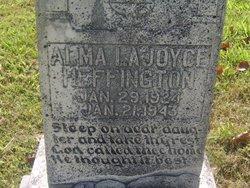 Alma LaJoyce Heffington