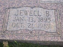 Jewell Bertha <i>Anthony</i> Heffington