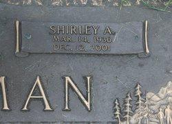 Shirley A. <i>Shinn</i> Arteman