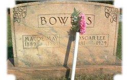 Mrs Maude May Bowers