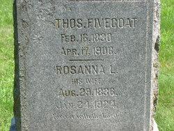 Rosanna Lucinda <i>Martin</i> Fivecoat