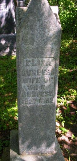 Eliza Burgess