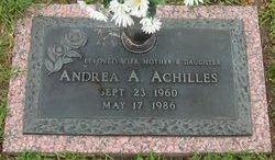 Andrea Adele <i>Surratt</i> Achilles