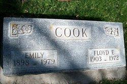 Emily Lavina <i>Thomas</i> Cook