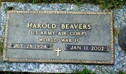 Harold Beavers