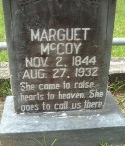 Sarah Marguet Marguet <i>Donathan</i> McCoy