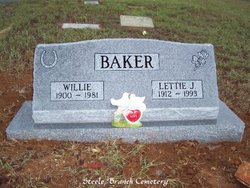Willie Bill Baker