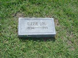 Lizzie Lou <i>Tanton</i> Garrison