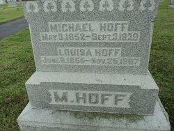 Louisa <i>Huber</i> Hoff