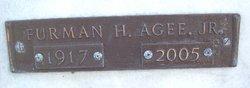 Furman Hill Agee, Jr