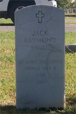 Jack Raymond Starr