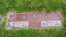 Melvin F Adams