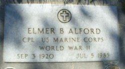 Elmer Burton Alford