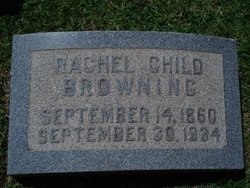 Rachel Theresa <i>Child</i> Browning