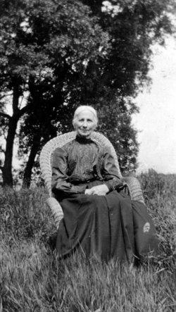 Mary Ann <i>Blois</i> Withrow