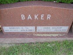 Anna <i>Kildaw</i> Baker