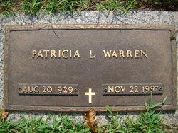Patricia L Warren