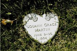 Louann Grace Martin