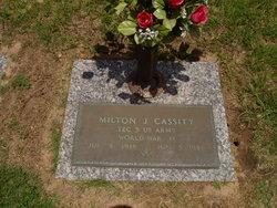 Milton J. Cassity